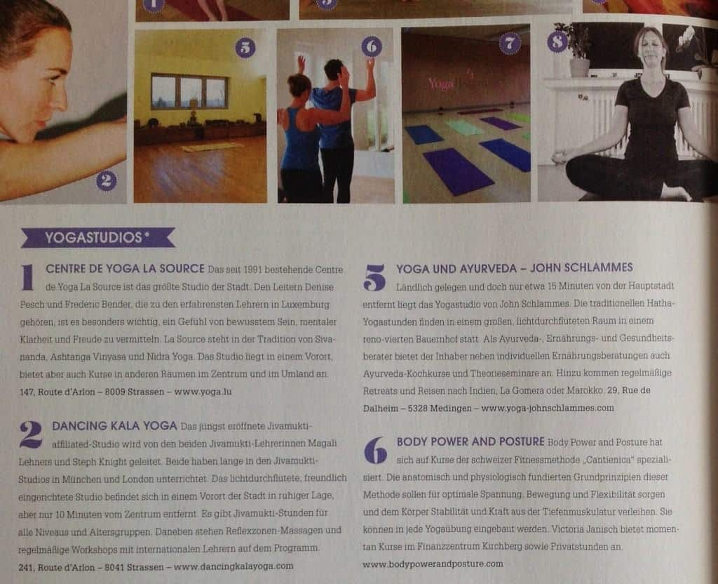 Yogajournal 3